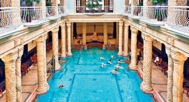 Luksusta ja halpoja hintoja Budapestissa