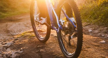 Pyöräilyä ja juoksua Gran Canarialla