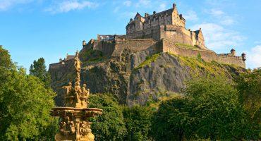 7 aktiviteettia Edinburghissa