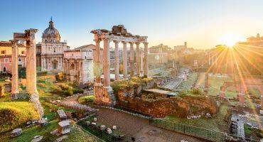 Kymmenen syytä rakastaa Roomaa