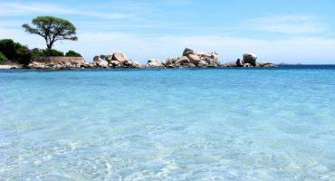 Ranskan viisi kauneinta rantaa