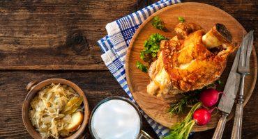 Parasta ruokaa Euroopan-matkalla