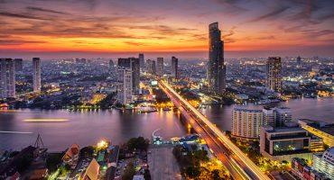 Bangkokissa olet kuin kotonasi