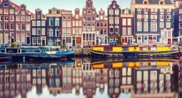 Matkaoppaasi Amsterdamiin
