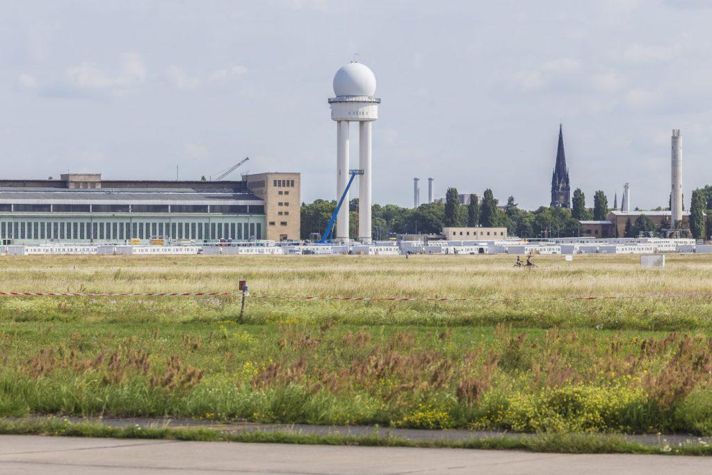 Tempelhofin lentoasema