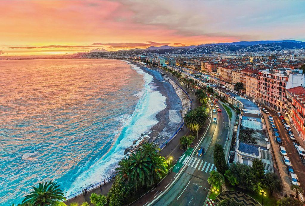 Välimeren suosikkikohteet