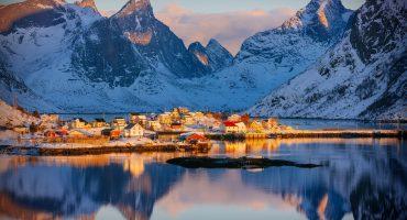 Skandinavian suositut lomakohteet