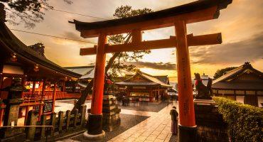 Nautintoja kaikille aisteille Japanissa