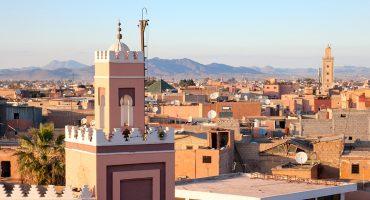 Kolme vesipaikkaa Marokossa