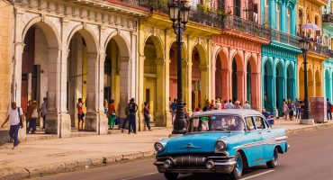 Kuuba – Karibian värikäs karamelli
